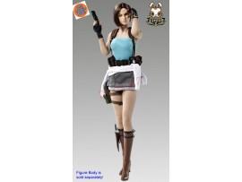 [Pre-order] Hot Heart 1/6 FD005B Living Dead - Ms. Valentine_ Special Costume w/ Head _Biohazard ZZ041E