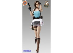[Pre-order] Hot Heart 1/6 FD005B Living Dead - Ms. Valentine_ Special Costume w/ Head _Biohazard ZZ041E