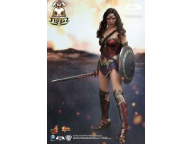 Hot Toys 1/6 Batman vs Superman: Dawn of Justice - Wonder Woman_ Box Set _HT279Z
