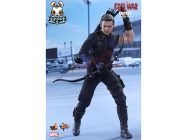 Hot Toys 1/6 Captain America Civil War - Hawkeye_ Box Set _ Jeremy Renner HT278Z