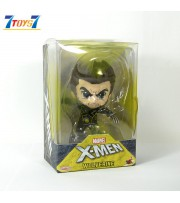 "Hot Toys Cosbaby 4"" X-Men Wolverine_ Set _HT477A"