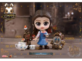 Hot Toys Cosbaby Beauty and the Beast - Belle_ Collectible Figure Set_Now HT329Y