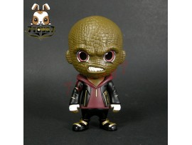 """Hot Toys Cosbaby 4"""" Suicide Squad S2 Killer Croc_ Figure #4 _Loose Now HT301ZD"""