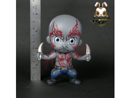Hot Toys Cosbaby Bobble-Head Guardian Galaxy 2_ Drax Loose Figure _Now HT334H