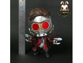 Hot Toys Cosbaby Bobble-Head Guardian Galaxy 2_ Star-Lord Loose Figure _HT334E