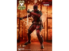 Hot Toys 1/6 MMS490 Deadpool 2_ Box Set _Wade Wilson Movie Comic Now HT405Z