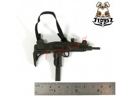 Hot Toys 1/6 Commando John Matrix_ Submachine Gun _Arnold Schwarzenegger HT217P