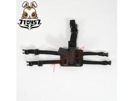 Hot Toys 1/6 G.I.Joe Retaliation - Roadblock_ Left Drop-Leg Holster _Now HT168D
