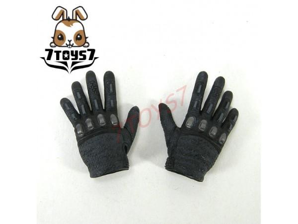 Hot Toys 1/6 G.I.Joe Retaliation: Snake Eyes_ Gloved Hands #5 _Ninja Now HT136H