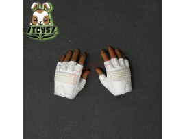 Hot Toys 1/6 G.I.Joe Retaliation: Storm Shadow_ Gloved Hands #2_Ninja NOW HT138D