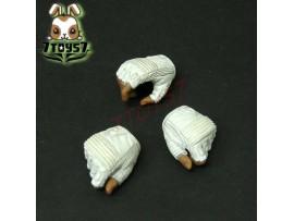 Hot Toys 1/6 G.I.Joe Retaliation: Storm Shadow_ Gloved Hands #3_Ninja NOW HT138E
