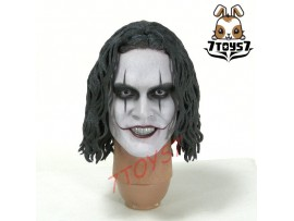 Hot Toys 1/6 The Crow - Eric Draven_ Head _Brandon Lee Now HT142J