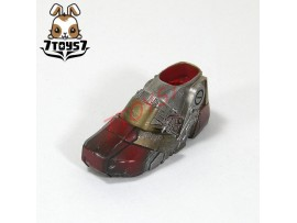 Hot Toys 1/6 Iron Man 3 - Tony Stark The Mechanic_ Left Foot armor _Now HT144F