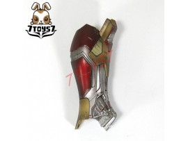 Hot Toys 1/6 Iron Man 3 - Tony Stark The Mechanic_ Left Leg Armor _Now HT144O