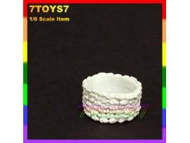 Hot Toys 1/6 Tron Legacy Kevin_ White Bracelet_ HT072N