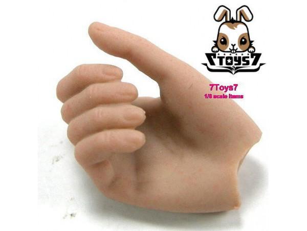Hot Toys 1/6 Terminator 2 Sarah Connor_ Hand#2 _Movie HT040G
