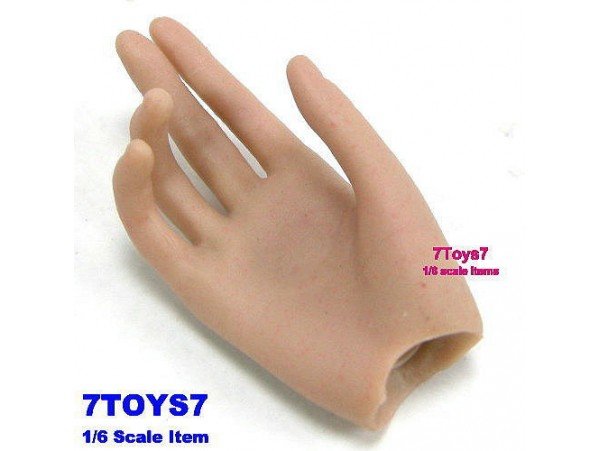 Hot Toys 1/6 Terminator 2 Sarah Connor_ Hand _ 3:T2 HT040H