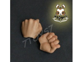 Hot Toys 1/6 Bruce Lee(Casual Wear)_ Hands#3_ Fist HT068E