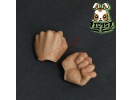 Hot Toys 1/6 Bruce Lee(Suit)_ Hand#3 _Fists HT070H