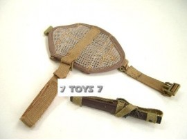 Hot Toys 1/6 USMC M249 Saw Gun _Bayonet set_ Dagger +Leg Rig Panel HTX01B