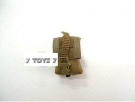 Hot Toys 1/6 USMC II MEF Tan Sp. Ver._ G. Pouch #1 _ HTX02D