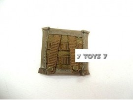 Hot Toys 1/6 USMC II MEF Tan Sp. Ver._ Admin Pouch #3 _ HTX02K