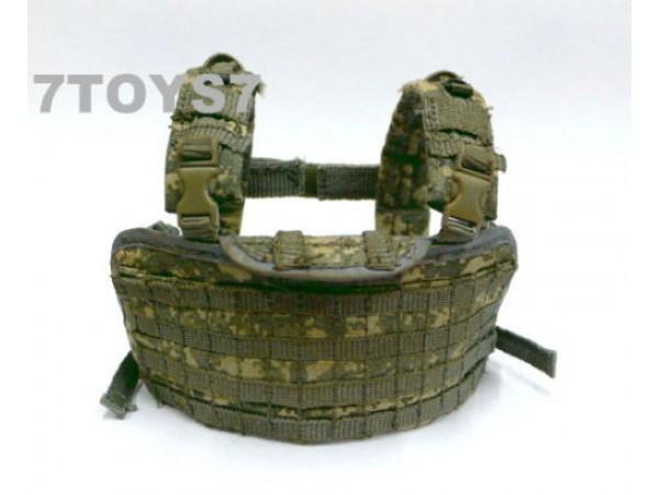 HOT TOYS 1/6 CIA Commandos Group in Iraq(GOI) _ ACU Recon Vest (MOLLE) _ HTX09A