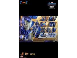 Hot Toys 1/6 MMS538-D32 Avengers: Endgame - Rescue Mark XLIX_ Diecast Box Set _HT482Y