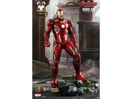 Hot Toys 1/6 Age of Ultron Iron Man - Mark XLV 45_ Diecast Box Set _Now HT239Z