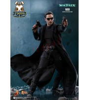 Hot Toys 1/6 MMS466 The Matrix - Neo_ Box Set _Keanu Reeves Movie HT415Z