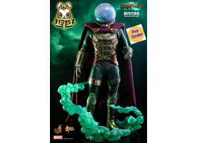 [Pre-order] Hot Toys 1/6 MMS556 Spider-Man - Far from Home: Mysterio_ Box Set _HT438Z