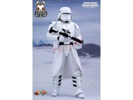 Hot Toys 1/6 Star Wars Force Awakens First Order Snowtrooper_ Box Set _HT258Z
