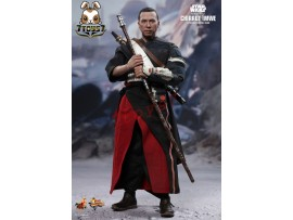 Hot Toys 1/6 MMS403 Star Wars Rogue One Chirrut Îmwe_ Deluxe Box Set _Now HT327Z