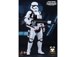 Hot Toys 1/6 Star Wars Force Awakens First Order Heavy Gunner Stormtrooper_ Box  HT252Z