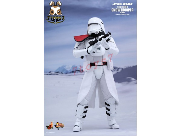 Hot Toys 1/6 Star Wars Force Awakens First Order Snowtrooper Officer_ Box_HT258X
