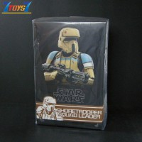 Hot Toys 1/6 Star Wars Rogue One A Star Wars Story - Shoretrooper Squad Leader_ Box _HT460Y