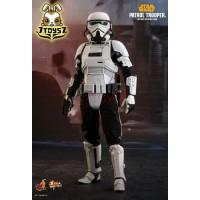 Hot Toys 1/6 MMS494 Solo Star Wars - Patrol Trooper_ Box Set _Movie Now HT420Z