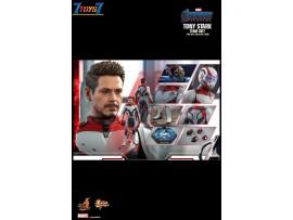 Hot Toys 1/6 MMS537 Avengers: Endgame - Tony Stark Team suit_ Box Set _HT489Z