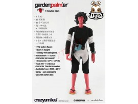 How2Work 1/12 Michael Lau garden(palm)er #5 figure _gardener HK002E