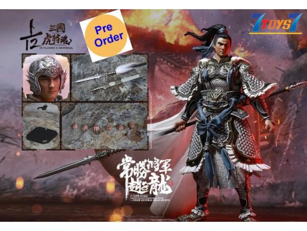 [Pre-order deposit] Inflames 1/12 IFT-050 Sets Of Soul Of Tiger Generals - Zhao Zilong _ Box Set _IF028Z