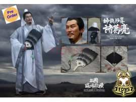 [Pre-order deposit] Inflames 1/6 IFT-040 Soul Of There Kingdoms Stratagems - Zhuge Liang (Youth)_ Box Set _Romances of the Three Kingdoms IF026A