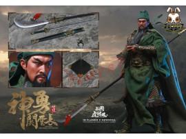 Inflames 1/6 IFT-031 Soul Of Tiger Generals - Guan Yunchang_ Box Set _Romances of the Three Kingdoms IF020Y