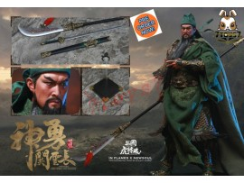 [Pre-order] Inflames 1/6 IFT-031 Soul Of Tiger Generals - Guan Yunchang_ Box Set _Romances of the Three Kingdoms IF020Y