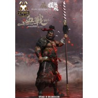 Inflames 1/6 Soul of Tiger Generals Zhang Fei Yide_ Bloody Battle Ver Box _Now IF014Z