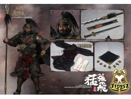 Inflames 1/6 IFT-038 Soul Of Tiger Generals - Zhang Yide_ Box Set (Upgrade Version) _Romances of the Three Kingdoms IF025Z