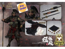 [Pre-order deposit] Inflames 1/6 IFT-038 Soul Of Tiger Generals - Zhang Yide_ Box Set (Upgrade Version) _Romances of the Three Kingdoms IF025Z