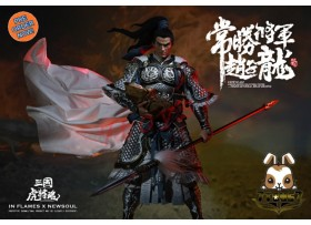 [Pre-order] Inflames 1/6 IFT-025 Soul Of Tiger Generals - Zhao Zilong_ Box Set _Romances of the Three Kingdoms IF017Y