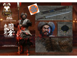 [Pre-order] Inflames 1/6 IFT-035 Soul Of Tiger Generals - Zhou Cang_ Box Set _Romances of the Three Kingdoms IF022Z