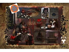 [Pre-order] Inflames 1/6 IFT-030 Water Margin Series - Skywalker Wu Song_ Deluxe Box Set _IF019Z