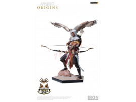 Iron Studios 1/10 Assassin's Creed: Origins - Bayek Deluxe_ Statue _IN016Z